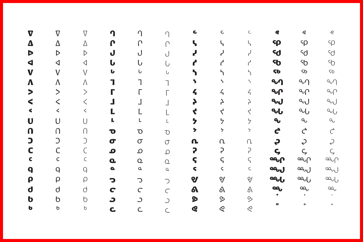 shorthand writing in english alphabet